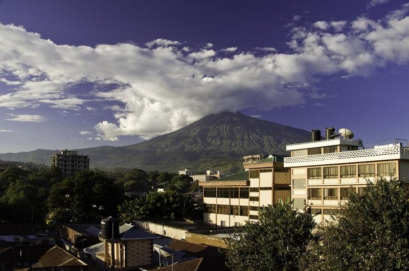 AVENTURA EN KENYA Y TANZANIA