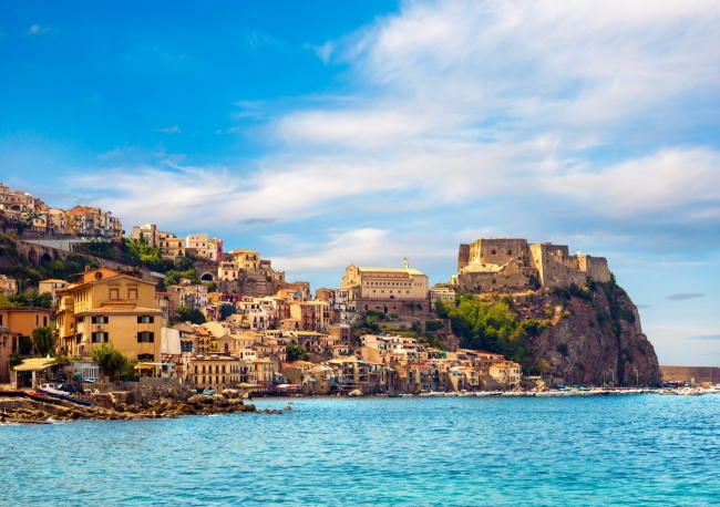Roma, costa Amalfitana & Grecia