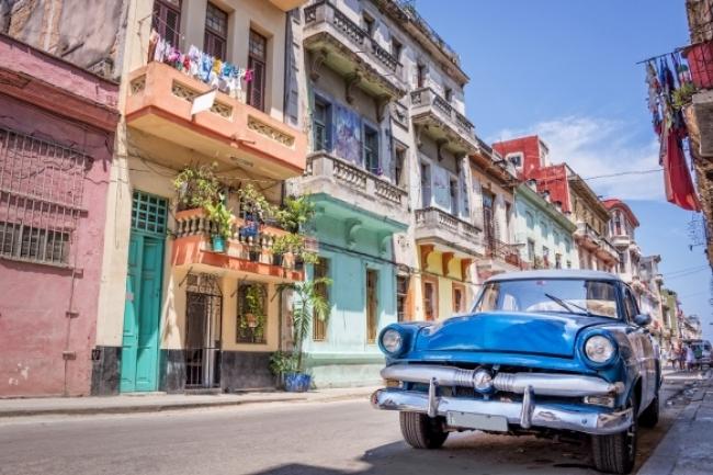 Cayo Santa Maria y La Habana