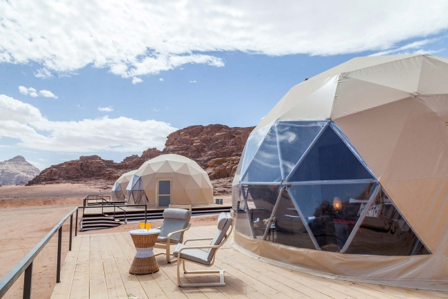 JORDANIA: the Martian experience