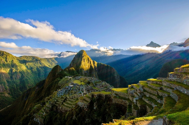 Peru: Amanecer en Machu Picchu