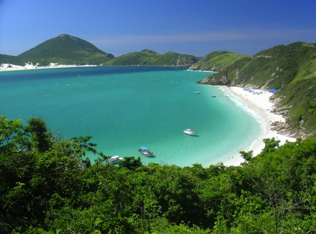 Arraial do Cabo verano 2020