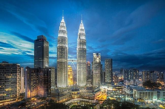 Bali, Singapur y Malasia