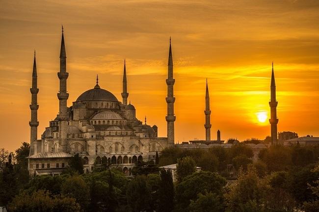 Encantos de Turquía