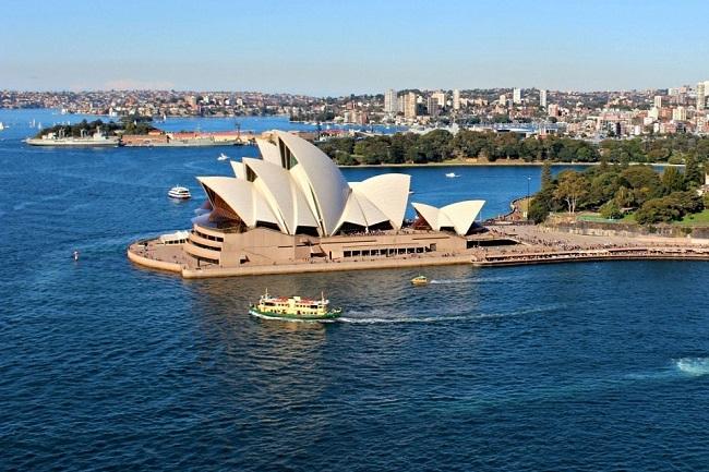 Australia - De Sydney a la Gran Barrera