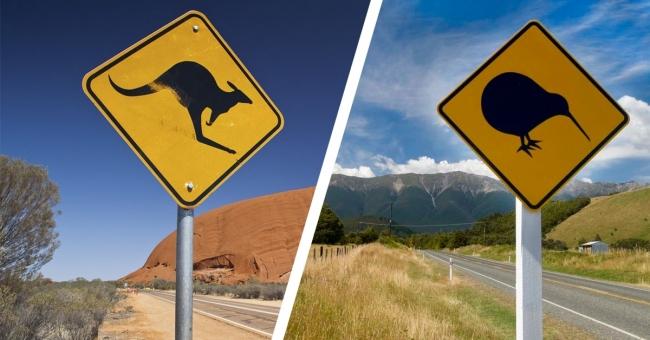 MARAVILLAS DE NUEVA ZELANDA & AUSTRALIA