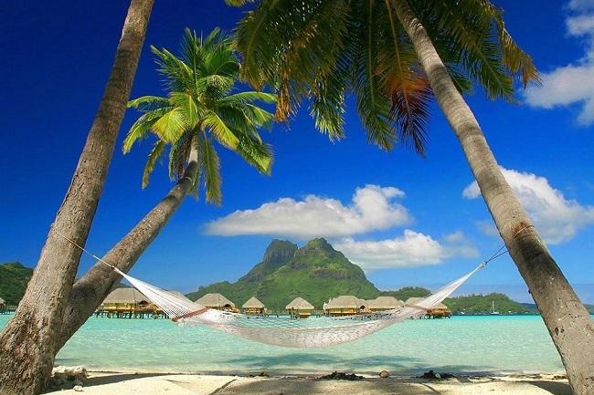 Polinesia - Playas de Bora Bora