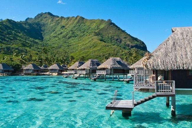 Polinesia - Playas de Moorea