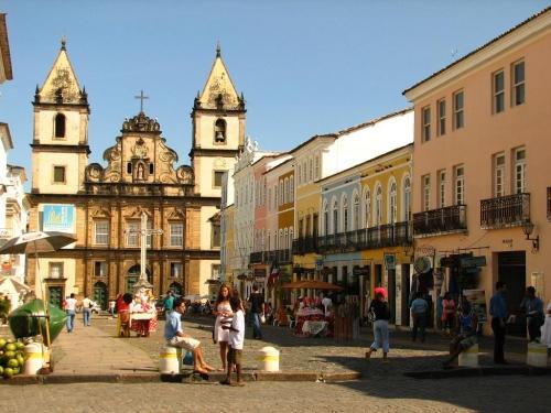 SALVADOR - GOL - SALIDAS AGOSTO A NOVIEMBRE DESDE BUENOS AIRES - 07 NOCHES
