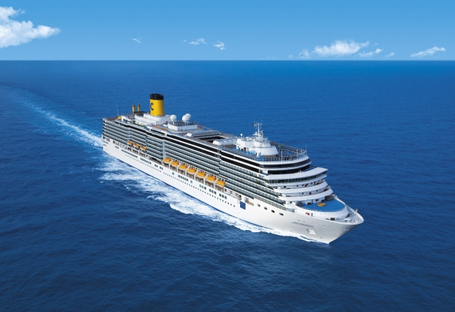7 Noches por Bahamas, Islas Turcas y Caicos a bordo del Costa Deliziosa