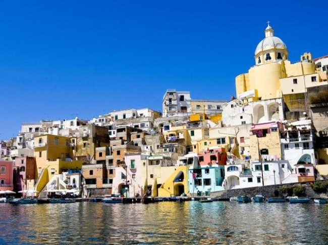 Europa - Sur de Italia: Napoles y Palermo (hasta octubre)