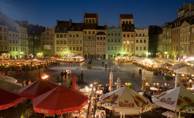 Europa - Polonia Medieval hasta Octubre 2016