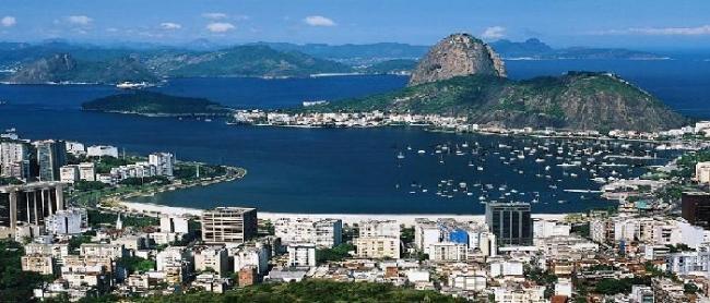 Brasil - Semana Santa - Rio de Janeiro - 20 Marzo