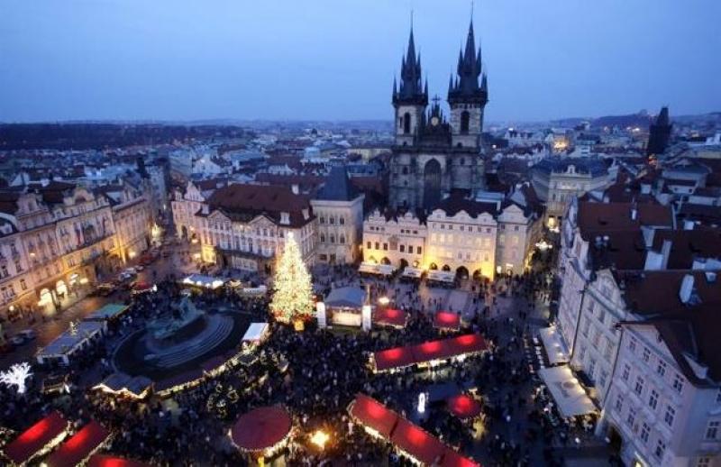 PRAGA Y VIENA