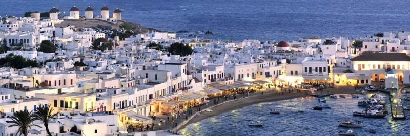 GRECIA: ATENAS CON MYKONOS (Fin Mykonos)