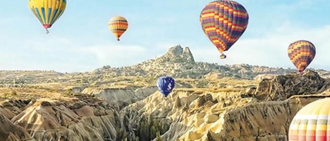 Dubai y Turquia con Capadocia - 2 de Octubre