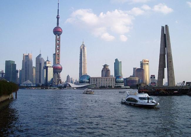 Bellezas de China (hasta Marzo)