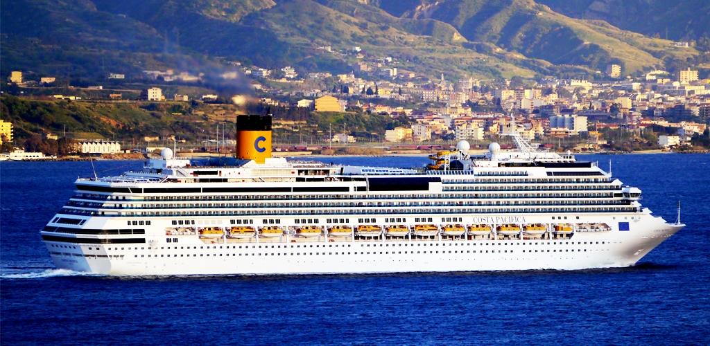 7 Noches por Italia, Malta, Francia a bordo del Costa Pacifica