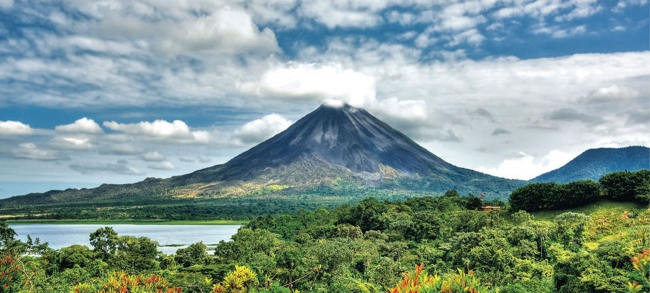 Costa Rica - Naturaleza 100% - hasta Noviembre