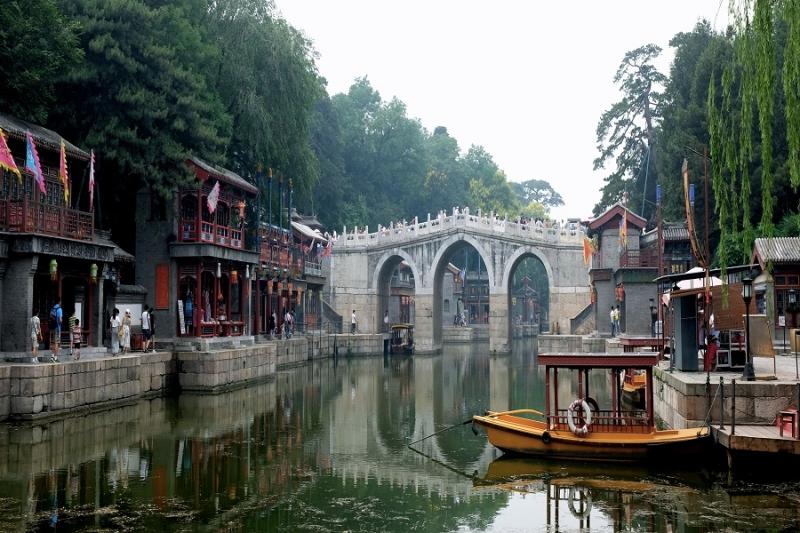 LA CHINA DEL OSO PANDA (Tren Beijing/Xian 2ª Clase)