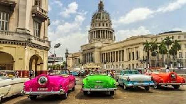 Cuba - Cayo Santa Maria y La Habana- Enero