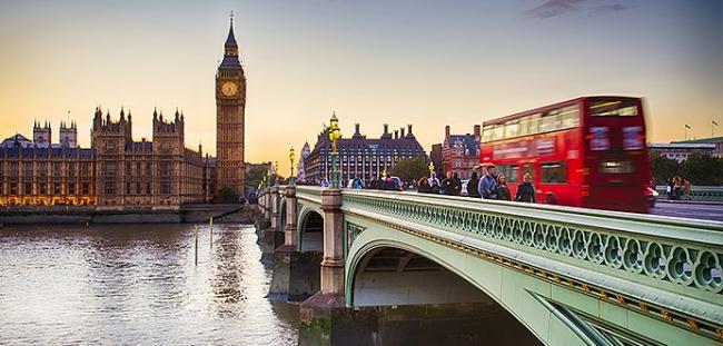 Londres, Amsterdam y Capitales Imperiales - 08 Mayo