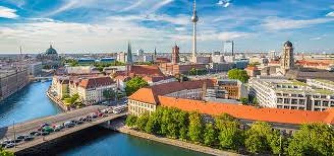 Grandes Ciudades Imperiales con Berlin - 09 Agosto