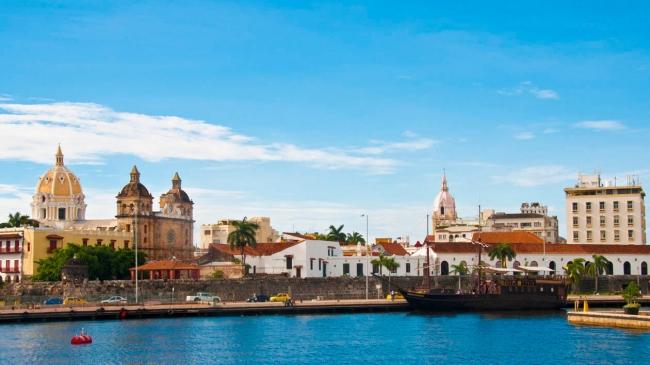 Cartagena de las Indias e Isla Baru desde Cordoba