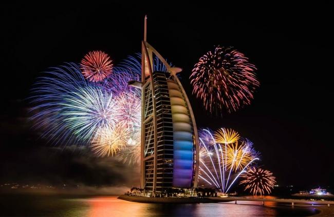 DUBAI - AÑO NUEVO 2019