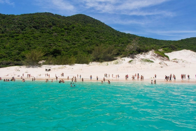 Arraial do Cabo temporada baja
