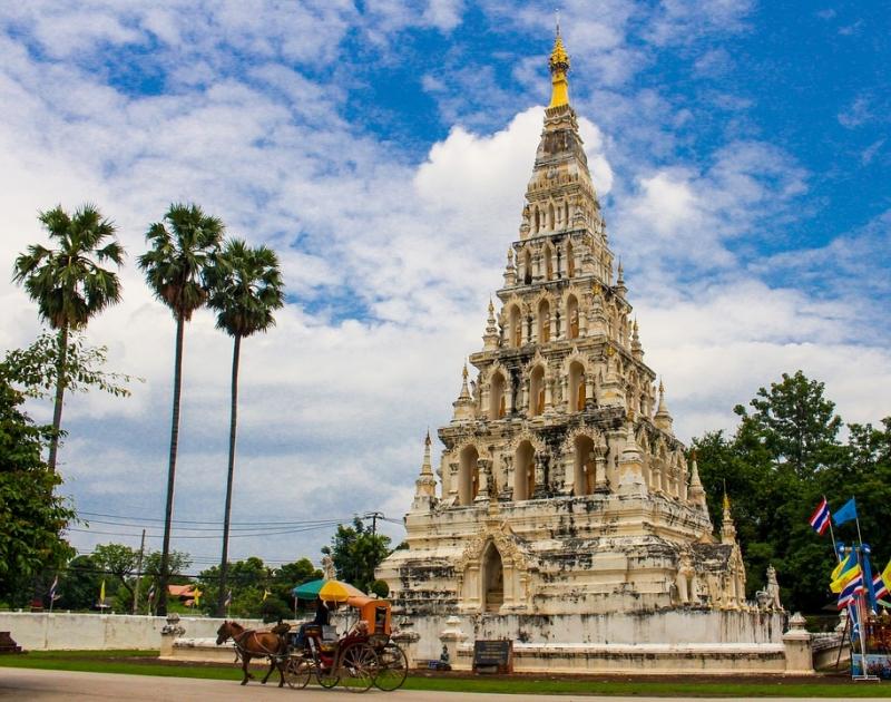 TAILANDIA TRIANGULO DE ORO, PHUKET Y PHI PHI
