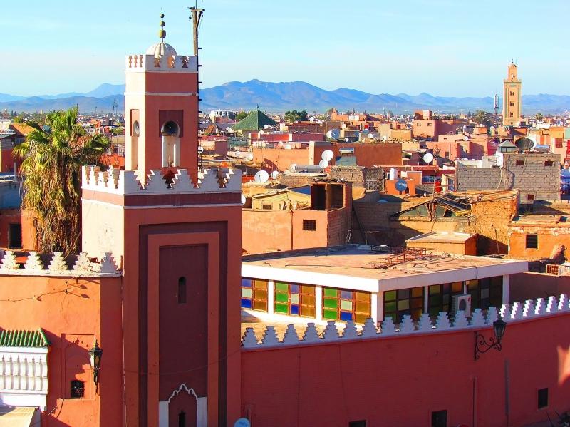 MARAVILLAS DE MARRUECOS (Vuelo desde Barcelona)