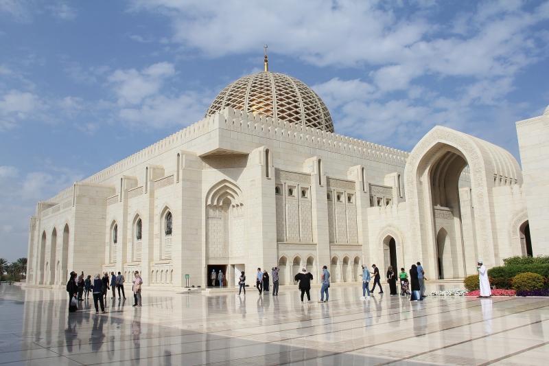 OMAN, DUBAI Y ABU DHABI